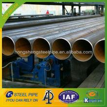 Tubo Soldado ERW em Aço Carbono