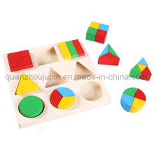 Custom Kids Children Baby Wooden Puzzle Educational Toy