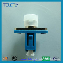 Adaptador FC a LC de fibra óptica, adaptador híbrido