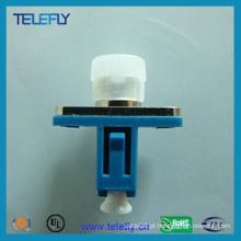 FC para adaptador de fibra óptica LC, adaptador híbrido