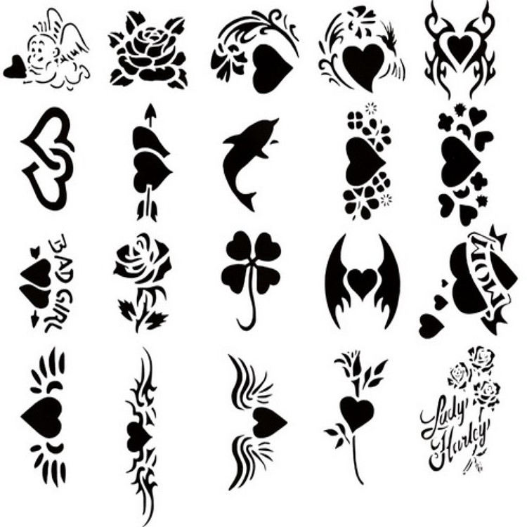 Tattoo Stickers For Body
