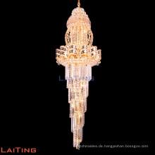 Moderne Kristall-Kronleuchter Pendelleuchte Lampe