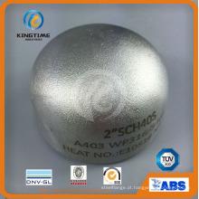 Tubulação de tampa de aço inoxidável 304 / 304L montagem com ISO9001: 2008 (KT0031)