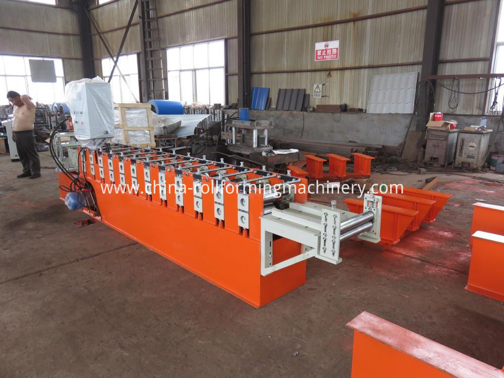 Customized Shutter Door Roll Forming Machine