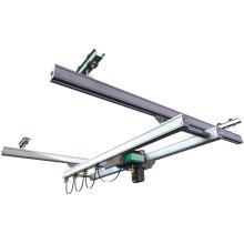 Double-girder Articulated Light Crane