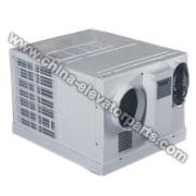 Elevador, ar condicionado