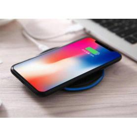 Wireless Fast Charger schwarz für iPhone8