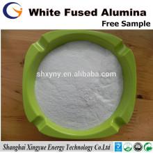 Hochreines 325 Mesh pulverisiertes weißes geschmolzenes Aluminiumoxid zum Polieren