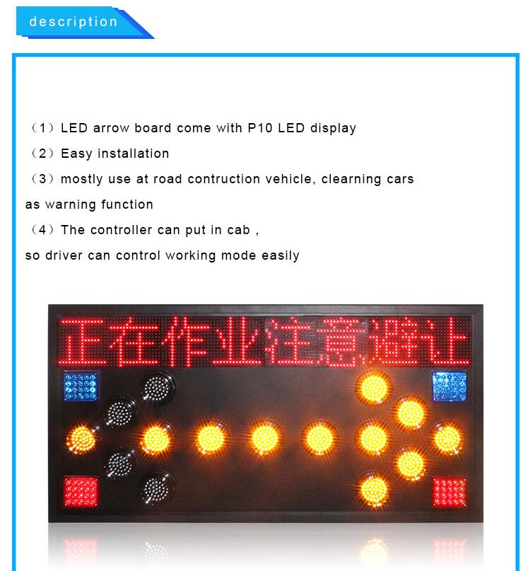 led traffic arrow sign board-5