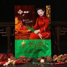 Gemüseöl chinesisches heißes Topf Essen Gewürz