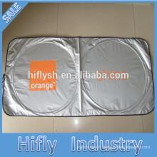 Parasol portatif de pare-brise de voiture pour annoncer le pare-soleil automatique