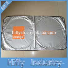 Portable Car Windshield Sunshade For Advertising Auto Sunshade