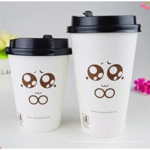 дети-участник поставок одноразовые бумажные кофейные чашки