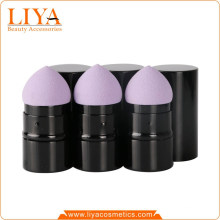 2015 New Design SBR latex Beauty Makeup retractable foundation sponge