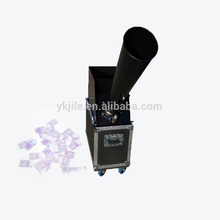 Cash Blowers Confetti Machine Party Decoration and Concert Usage Confetti Blaster with Fake Money