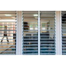 Janela de janela de vidro dobrável de configurações múltiplas
