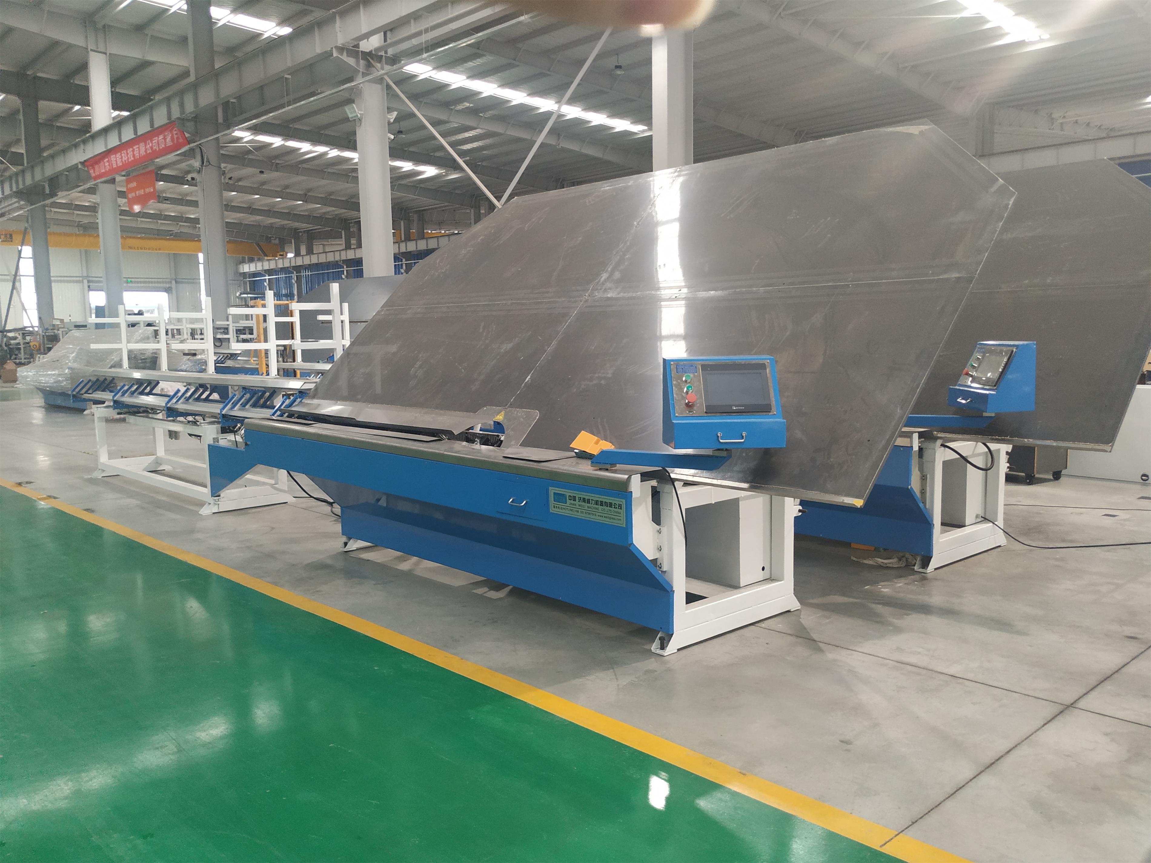 Hollow Glass Aluminum Frame Bending Machine