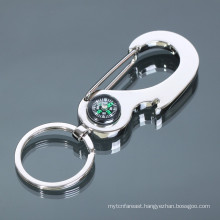 China wholesale custom connecting key ring