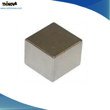 Custom Size Block Shape Sintered Permanent NdFeB Magnet with Low Price