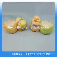 Оптовый милый держатель куриных яиц, керамические декоративные подставки для яиц