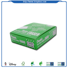 Papier Eraser kleur display box