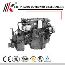 motor marinho marinho motor marinho chinês 4 tempos 20HP Diesel motor de popa marinho