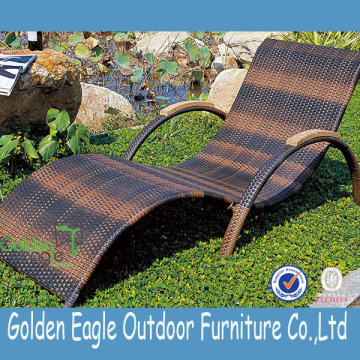 Outdoor Wicker Möbler Sunlounger