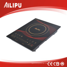 2200W 4 Digit Display Touch Control Induction Cooker with Big Size Plate