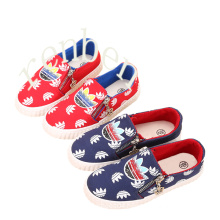 New Hot Popular Children′s Canvas Shoes