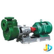 FPZ Corrosion resistance plastic self-priming chemical pump