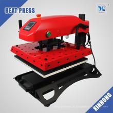 XINHONG grande caneta pneumática T Machine Heat Press Machine CE Aprovação