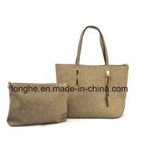 Мода женщин Внутренний дизайнер кожаные сумки (ZX168)