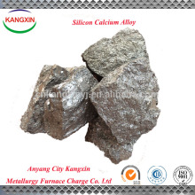 steelmaking application mineral materials Calcium Silicon/Ca-Si/Si-Ca Alloy