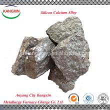сталеплавильный применение минеральных веществ кальция кремния/Са-Си/Си-ка-сплав