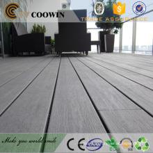 Plataforma de madera decking compuesto wpc