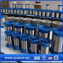 China precio del alambre de acero inoxidable de 0,8 mm