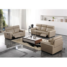 Living Room Sofa with Modern Genuine Leather Sofa Set (431)