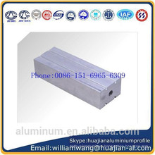 made in China powder coated high quality aluminium profile