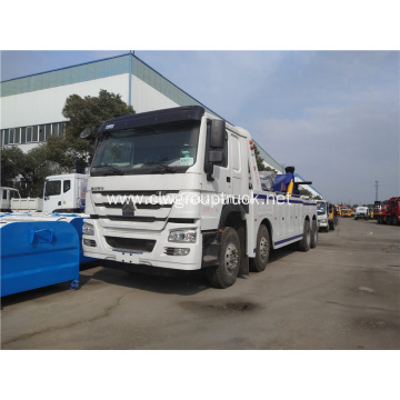 flatbed rotator heavy wrecker tow trucks for sale