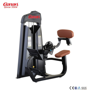 Gimnasio comercial Fitness Equipment Back Extension