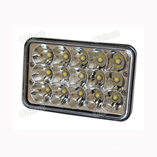 Farol LED de feixe alto e baixo de 5 polegadas de 45 watts Bridgelux