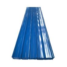 Hoja de techo de acero corrugado