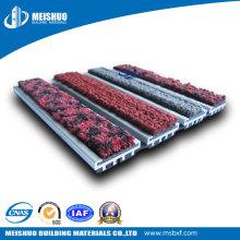 Antislip Control de polvo de entrada comercial Matting System