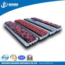 Высококачественный экструдированный алюминиевый входной коврик