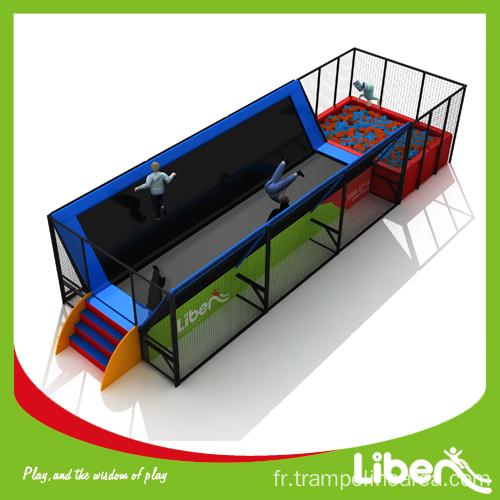 tente de trampoline 14 pieds 15 pieds. Black Bedroom Furniture Sets. Home Design Ideas