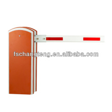 automatic traffic barrier with aluminum motor