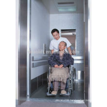 High quality bed elevator for hospital using