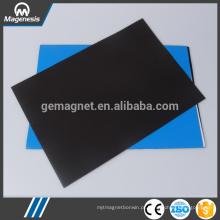 Tira magnética fina de borracha flexível feita sob encomenda da categoria da importação