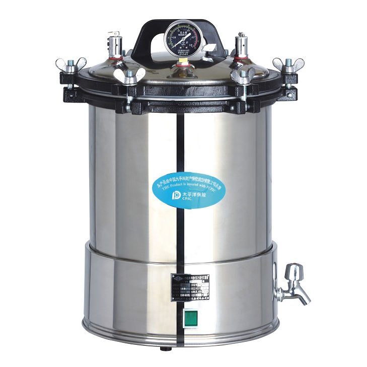 portable autoclave pot