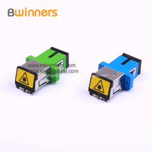 Bride d'adaptateur de fibre optique Simplex Duplex SC / LC